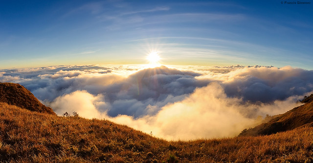 Mt. Pulag Sunset