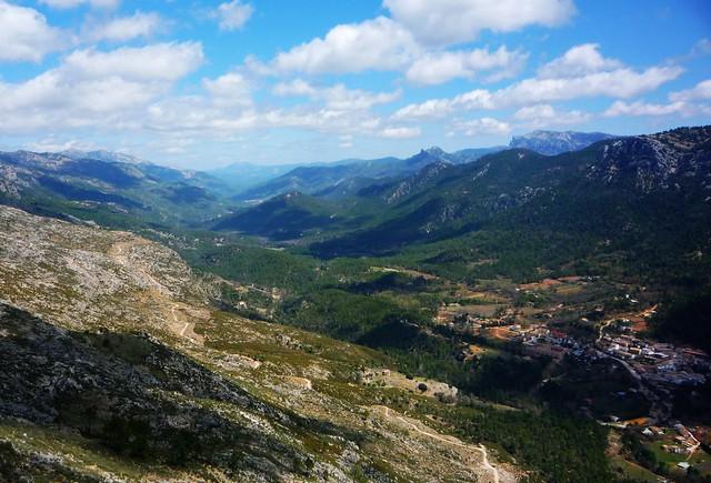 Sierra de Cazorla bei Baeza und Ubeda