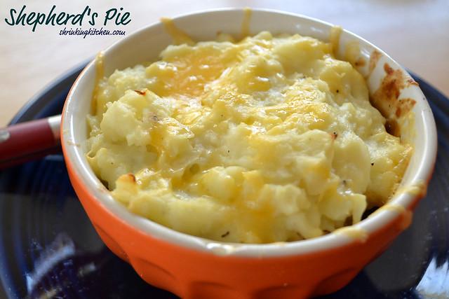 Shepherd's Pie, Lightened Up | Flickr - Photo Sharing!