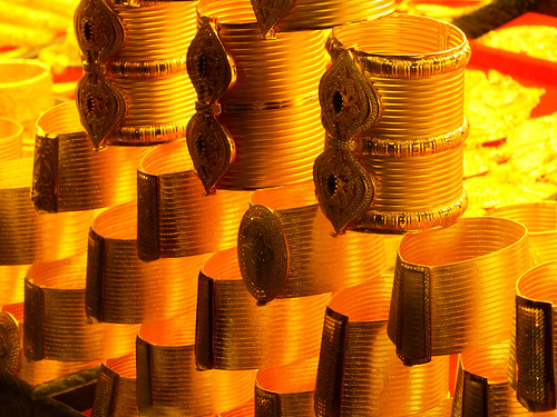 Arany kirakat