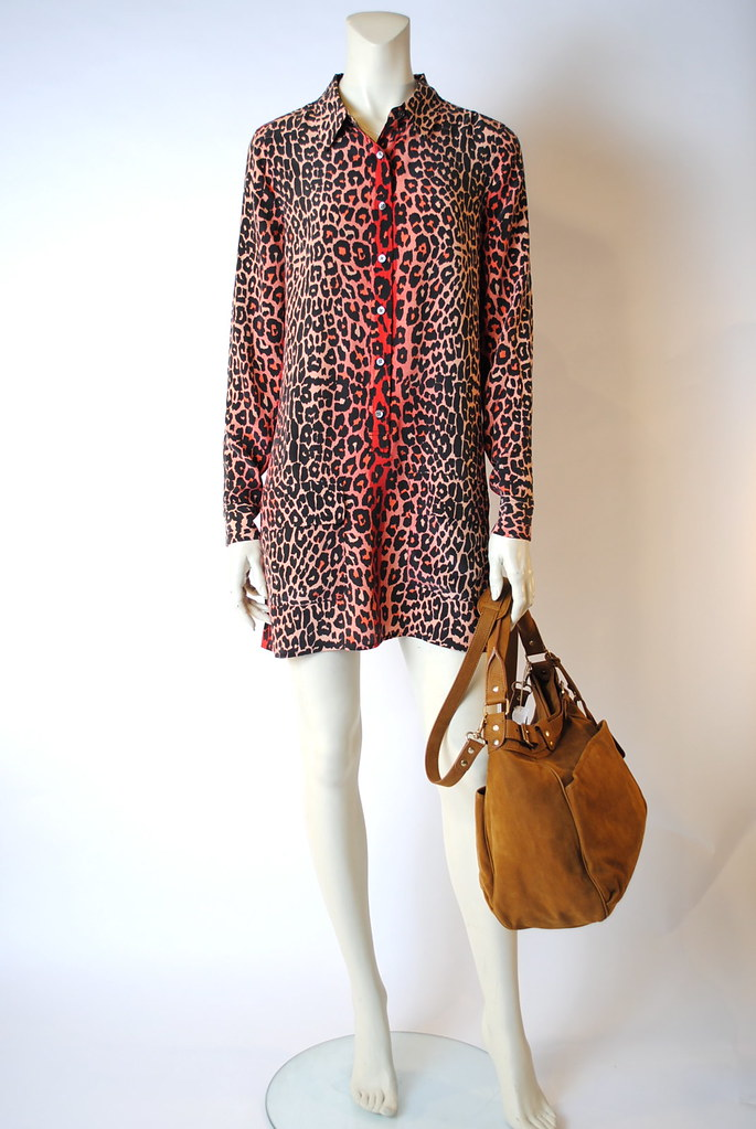 """Lucido"" Shirtdress"