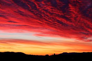California sunset(Explore)