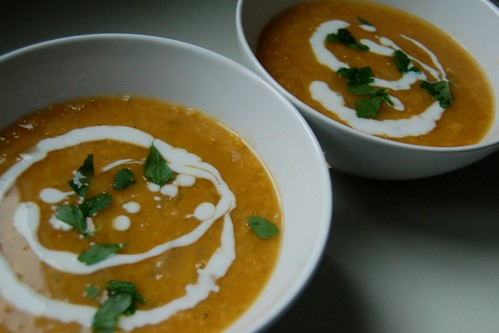 48: Lentil soup