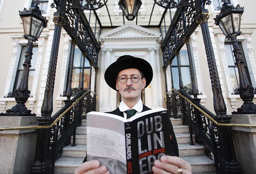 Dublin: One City, One Book launch