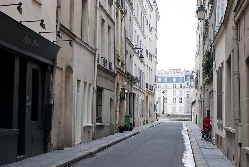 Streets of Notre Dame II