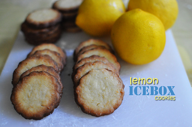 lemon icebox cookies 01