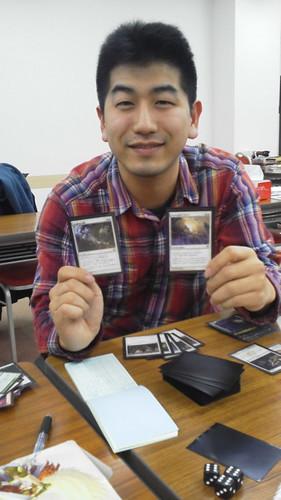 LMC Chiba 401st Champion : Iwaide Yoshitaka