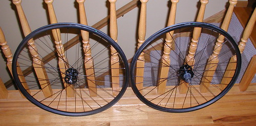 AM Chinese Carbon Wheels