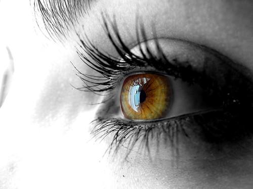 Eye Reflection by LuchoVaS