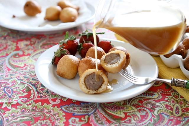 Pancake Sausage Bites 006