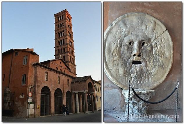 St. Mary's Church in Cosmedin, Rome