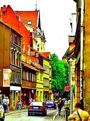 #Street of #Eisenach. This #morning.