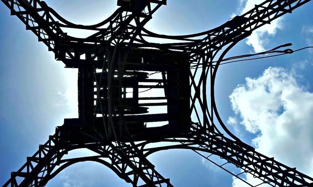 Castillete sobre el cielo Mina Matildes 2012-06-23