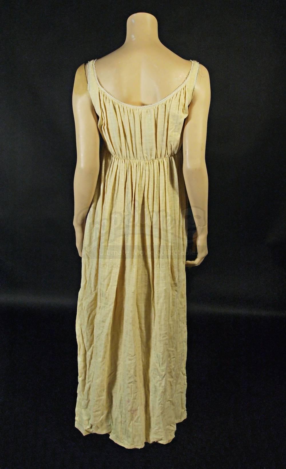 """King Arthur"" Costume: Petticoat"