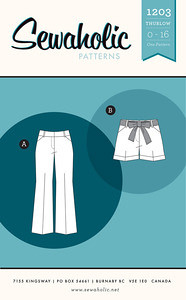 Thurlow trouser pattern image