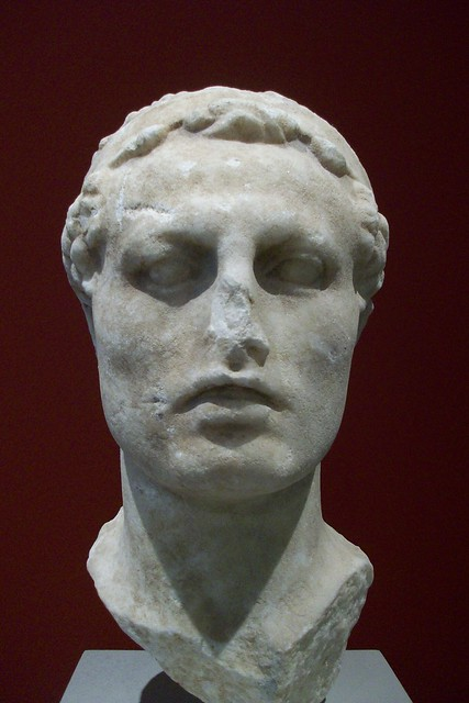 berlin altes museum king antiochus iv epiphanes flickr