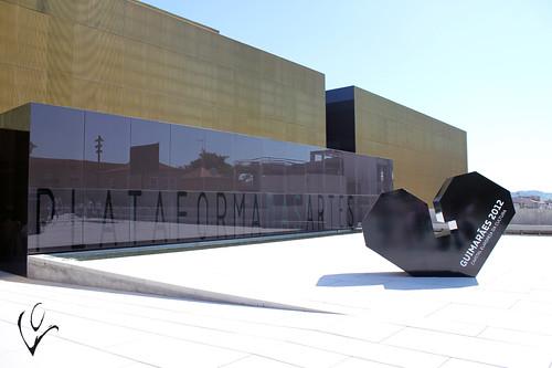 Plataforma das Artes e Centro Internacional das Artes José de Guimarães