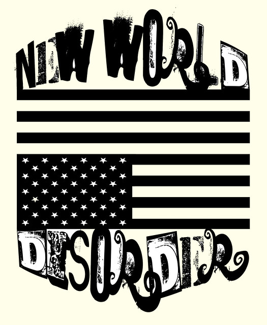 New World Disorder logo