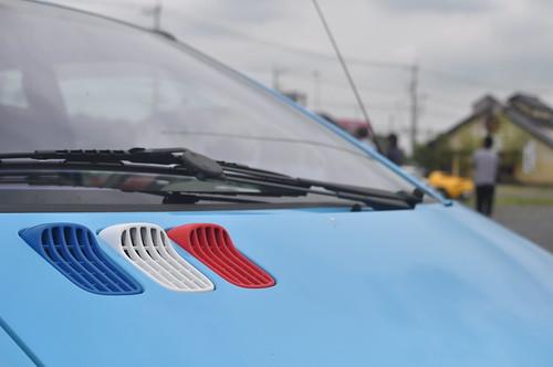 Renault Twingo Tricolour