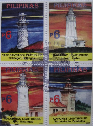 Philippines Postage Stamp 10