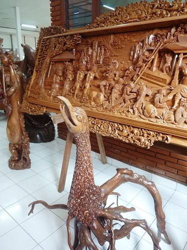 Bali-Villages d'artisans-Mas (4)