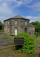 Heptonstall Methodist Church by Tim Green aka atoach