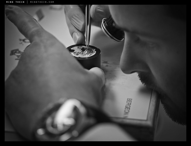 Photo Essay: A Visit To Manufacture Jaeger LeCoultre