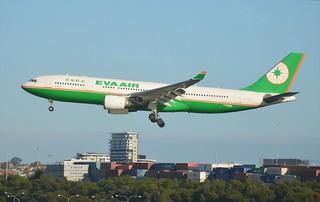 B-16305, EVA Air A330-203