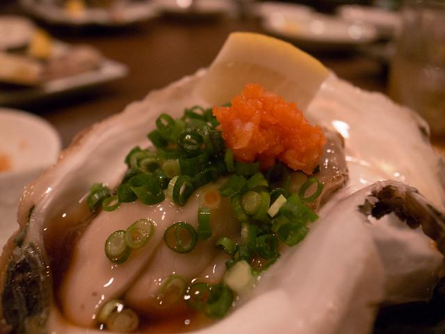 炉端 SHIGEZO 岩牡蠣