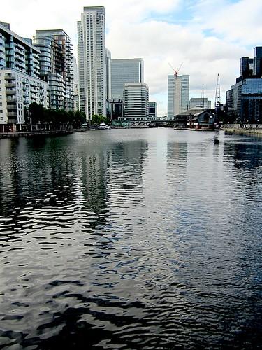 Inner Millwall Dock