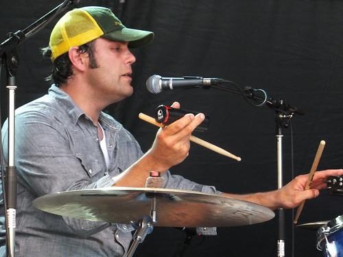 Winchester Warm at Ottawa Bluesfest 2012