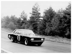 Opel Rekord C, Schwarze Witwe