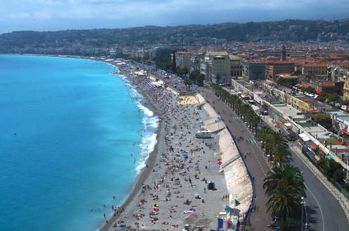 Another beautiful day in Nice, France