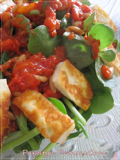 fıstıklı semizotu salatası (1)