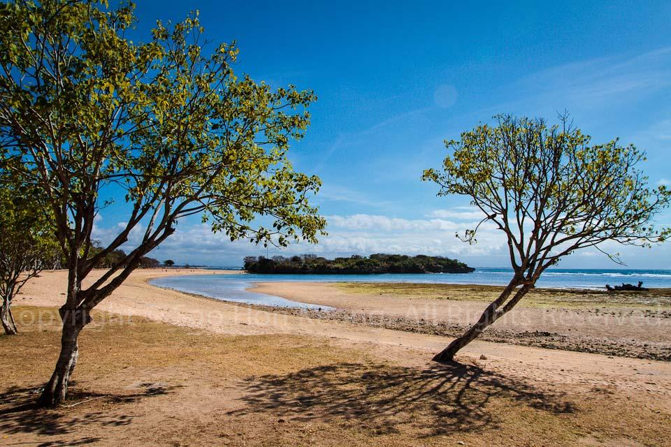 Nusa Dua Beach @ Bali, Indonesia