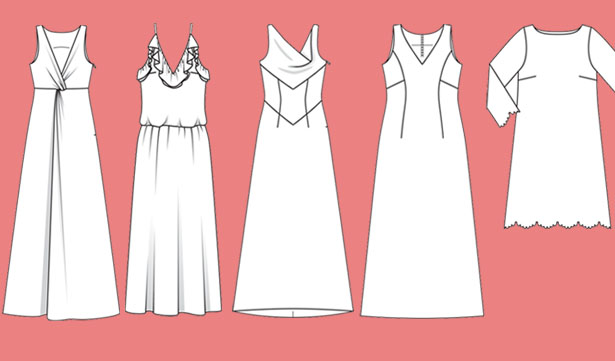 A Guide For The Modern Bride Plus 6 New Wedding Gown