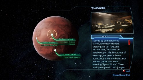 Mass Effect 3: Planet Tuchanka