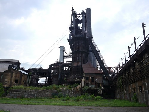 Carrie Furnaces Historic Preservation Pennsylvania