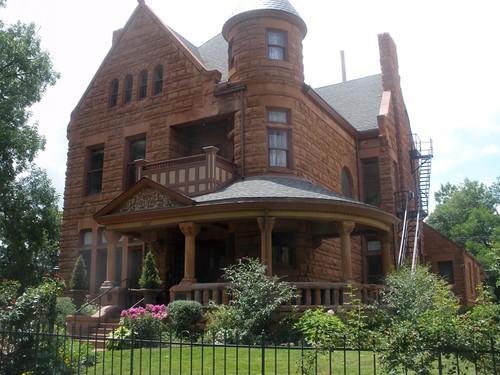 denver capitol hill mansion