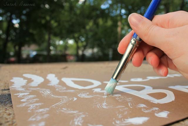 Paint...