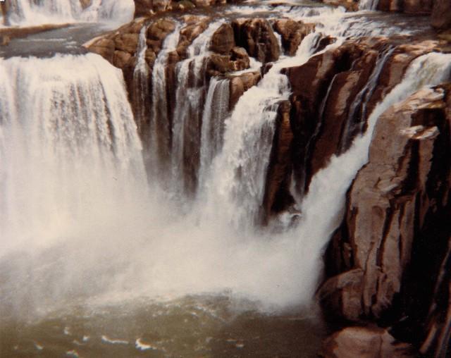 shoshone falls, 1987