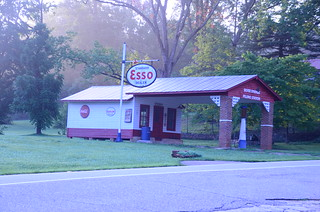 Silver Springs Esso Station