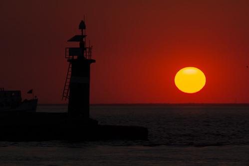 Sunset (Izmir, Turkey)
