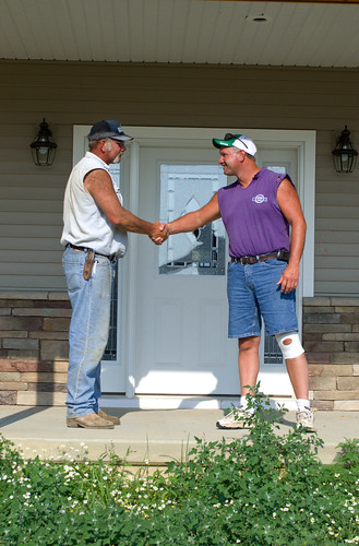 Build Relationships with Your Neighbors (243/365)