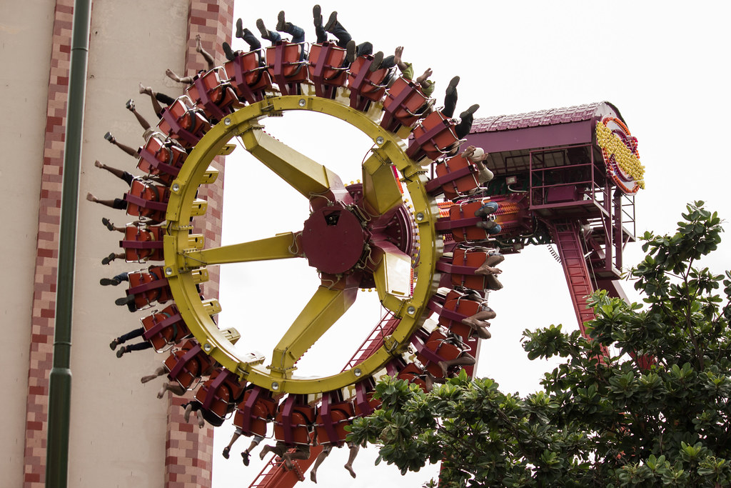 48 Photos Of Wonderla Amusement Park In Kerala India