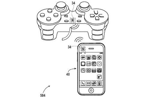 Apple's patent allows controllers to connect with iPhone