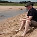 Seaside Dad by f_shields