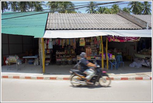 Koh Yao Noi Main Street