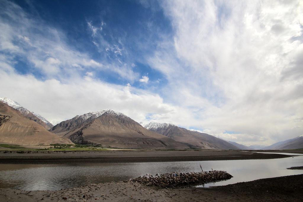 The River Pyanj