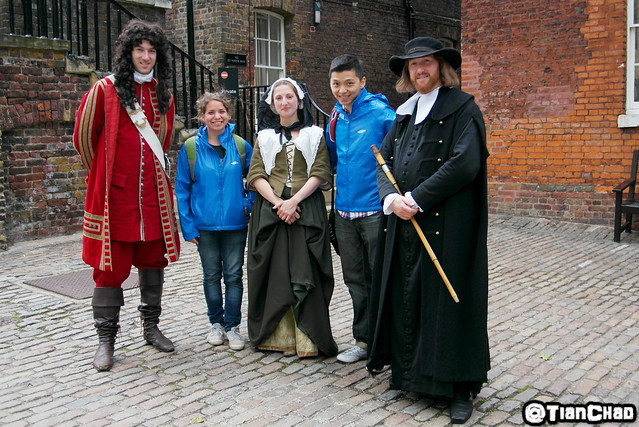 Samsung Global Blogger London tower London Bridge Soldier Guard Coronation